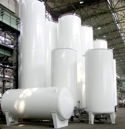卧式、立式低温储罐LCO2